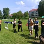 Agility seminaras su Magdalena Ziolkowska