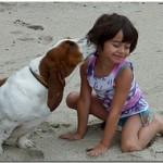 Geriausias žmogaus draugas verčia vaikus pajudėti